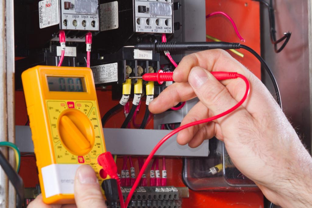 Wartung von Elektroanlagen München
